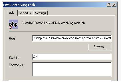 piwik-archive-scheduled-task-windows